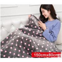 细腻舒适柔软单人开关加厚加热坐垫电褥子便携精致耐用 电热毯暖身护膝毯
