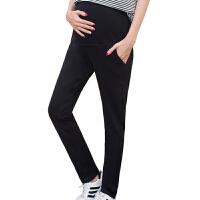 加肥加大码孕妇裤子春季2018新款运动裤夏宽松休闲薄款外穿200斤 其它尺码