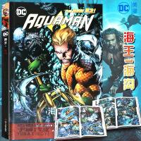正版 DC漫画《海王1 海沟》精装中文版 海王漫画书电影《海王》同名电影漫画蝙蝠侠超人小丑正义联盟英雄美国漫画同类书