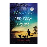 【中商原版】红色羊齿草的故乡 英文原版 Where the Red Fern Grows 经典儿童文学 畅销儿童小说