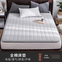 棉榻榻米床垫子1.5m床褥子1.8单人双人2米垫被1.2海绵垫