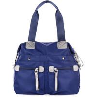 女士尼龙布单肩包手提包防水牛津布单肩斜挎包休闲旅行包