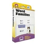 【中商原版】学习卡片:词语组合 英文原版 Learning Line Flashcards - Word Famili