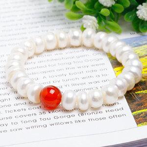 德仁恒宝 完美珍珠手链