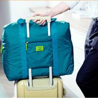 红兔子 韩版防水尼龙折叠式旅行收纳包 旅游收纳袋 男女士衣服整理袋