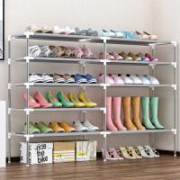 亚思特简易鞋架 多层家用收纳鞋柜简约现代组装防尘鞋架子K30606