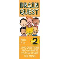 Brain Quest Grade 2, revised 4th edition 智力开发系列:2年级益智