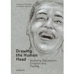 【中商原版】画人类头像 解剖学 表情 情感与感觉 英文原版 Drawing the Human Head Anatom