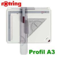德国ROTRING 红环A3便携式绘图板/草图板/手绘板/制图板 A3