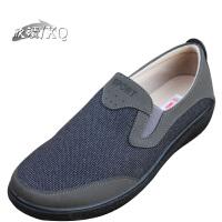 欣清新款帆布鞋男户外休闲韩版老北京布鞋男款男士夏季休闲鞋