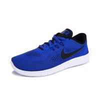 【到手价:349.5元】耐克(Nike)童鞋 新款男女童休闲运动跑步鞋 蓝色833989-401