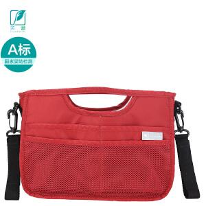 芙蕾妈咪便捷包 婴儿推车挂包挂袋 多功能单肩多隔袋保温包F0006