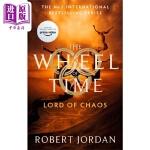 【中商原版】Wheel of Time #6:Lord Of Chaos 英文原版 英文小说 科幻小说 时光之轮第6部
