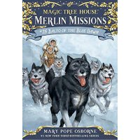 【现货】英文原版 Magic Tree House(Merlin Mission 26):Balto Of The B