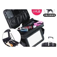 隔板收纳大号化妆箱包化妆师跟妆手提美容工具包纹绣工具箱世帆家SN9668
