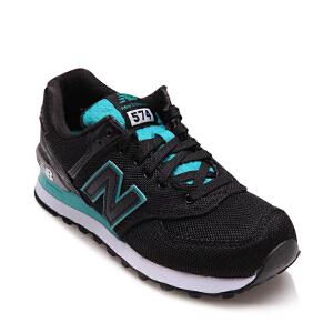 New Balance  中性574系列复古跑步鞋ML574SIB-D 支持礼品卡支付