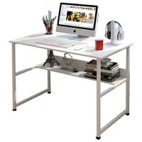 电脑桌台式家用学生书桌简易办公桌子简约现代经济型写字台省空间