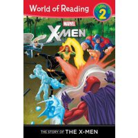 X-Men: The Story of the X-Men 9781423172246