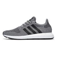Adidas阿迪达斯 男鞋女鞋 2018新款三叶草运动透气休闲鞋 CQ2115
