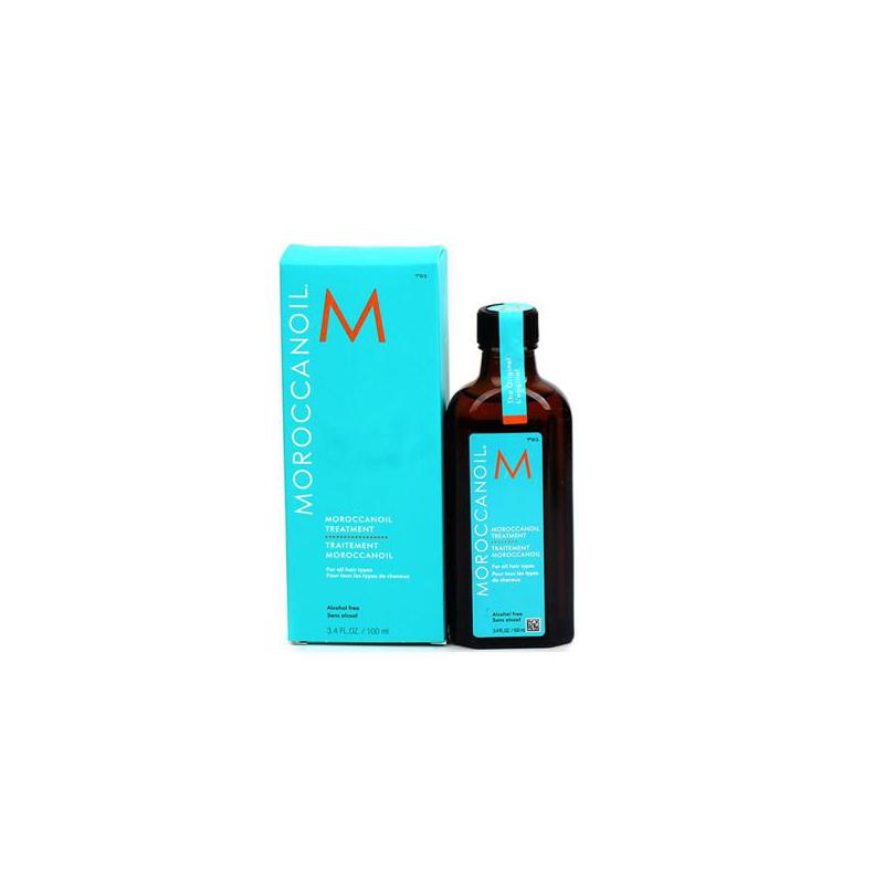 Moroccanoil 摩洛哥油 护发精油修复精油发油 100ml 夏季护肤 防晒补水保湿 可支持礼品卡