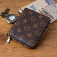 ?新款欧美拉链风琴卡包女式多卡位卡片包男士零钱包驾驶证卡套?