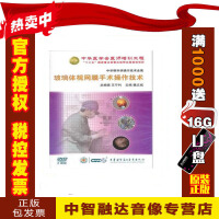 正版包票 中华眼科学操作技术全集 玻璃体视网膜手术操作技术(上下)(2碟装)DVD