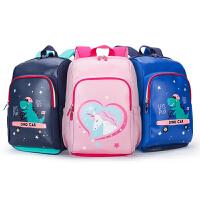 【限时1件5折】卡拉羊幼儿园书包男女孩小童包儿童双肩包减负护脊背包CX6111