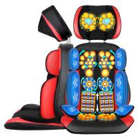 思育颈椎按摩器腰部肩部按摩垫家用多功能椅垫