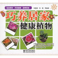 巧养居家健康植物(全彩)