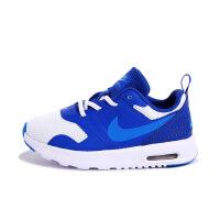 【4折价:159.6元】耐克Nike新款大童AirMax气垫缓震透气运动跑步鞋844106-102蓝色