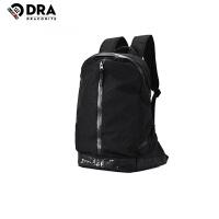【支持礼品卡支付】DRACONITE街头休闲风涤纶防泼水纯色运动双肩包男女书包背包