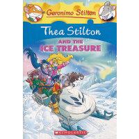 Thea Stilton #09: Thea Stilton And The Ice Treasure 老鼠记者之西娅