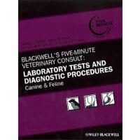 【预订】Blackwell's Five-Minute Veterinary Consult: Laboratory T