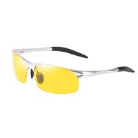 夜视镜男士墨镜夜间开车驾驶专用眼镜防远光灯司机偏光太阳镜