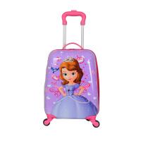 儿童拉杆箱儿童户外旅行箱男孩女孩万向轮卡通儿童行李箱