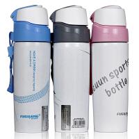富光吸管杯FGL--3250不锈钢水杯340ml 带提绳保温瓶 儿童保温杯子