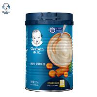 [当当自营]嘉宝 胡萝卜配方营养米粉225g