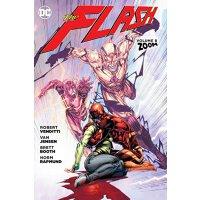 现货 英文原版 The Flash Vol.8 闪电侠 (The New 52) 进口美漫