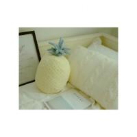 可爱软绵绵草莓仙人掌抱枕家居靠垫空调毯二合一盖毯毛毯毯子