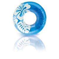 INTEX浮圈腋下成人加安全加厚加大把手轮胎浮潜充气游泳圈