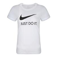 Nike耐克2019年新款女子透气舒适运动休闲T恤CI1384-100
