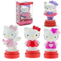 Hello Kitty儿童卡通凯蒂猫可爱公仔印章玩具无毒幼儿园印章套装