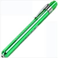 LED7号干电池黄光小手电绿色笔形医用手电筒瞳孔笔灯笔式手电筒外科用口腔笔耳灯