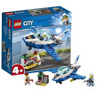 【当当自营】乐高LEGO 城市组CITY系列 60206 空中特警喷气机巡逻