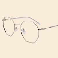 防蓝光眼镜框女网红平光镜眼睛男护目无度数手机辐射电脑眼镜