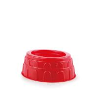 Hape罗马大剧院1-6岁儿童沙滩玩具坚固耐用运动户外玩具红色E4075