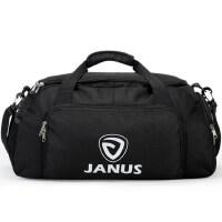 户外运动足球装备包 大容量足球篮球训练装备包 黑色装备袋单肩斜挎包运动包