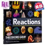 反应 图解宇宙中的元素 分子和变化 Reactions An Illustrated Exploration of E