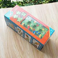 小乖蛋 虫虫接龙 儿童桌游亲子互动益智家庭棋类游戏桌面智力玩具