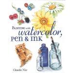【预订】Painting with Watercolor, Pen & Ink